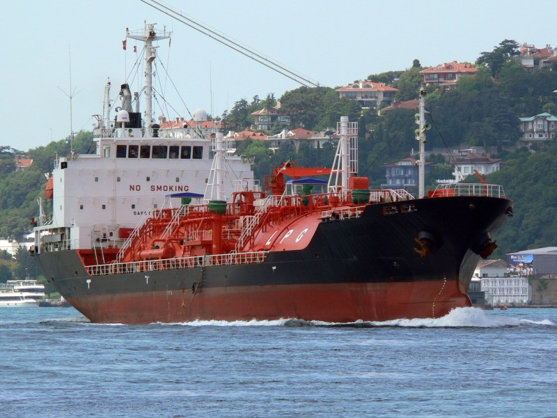 LPG/LNG gas carriers for sale