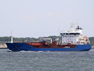 11299 dwt Chemical tanker