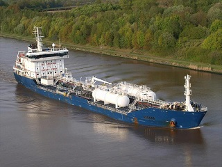 13966 Oil Chemical tanker