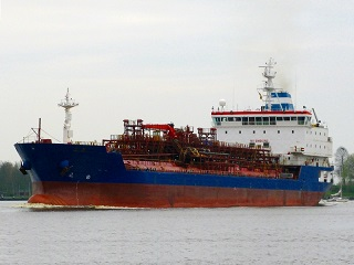 SUS Chemical product tanker for sale