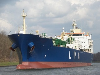 Fully refrigerated 2004 built LPG Carrier