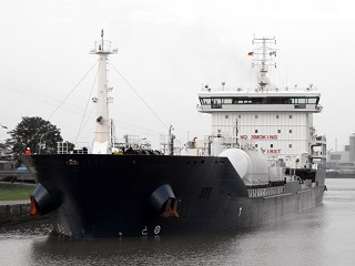IMO II Oil Chemical tanker