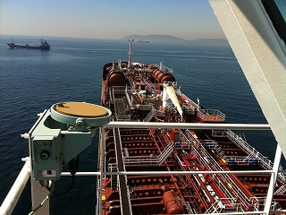 IMO II Oil Chemical tanker Ice class 1A
