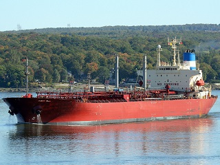 Well maintained Methanol Tanker