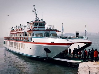 348 PAX DAY CRUISE / SIGHTSEEING SHIP