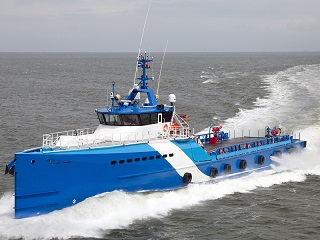 DAMEN FAST CREW SUPPLIER