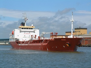 8K dwt Korean built Chemical/Product Tanker