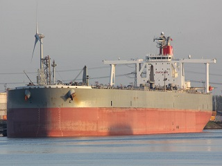 VLCC Crude oil tanker
