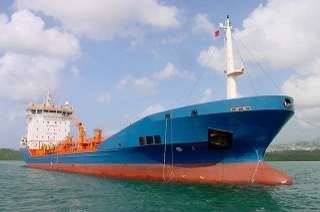 IMO 2 Chemical product tanker