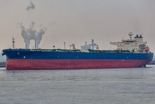 New building Suezmax oil tanker