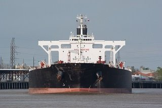Aframax tanker for sale
