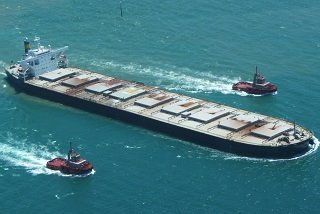 QUALITY JAPANESE BUILT CAPESIZE BULK CARRIER