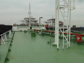 New 3000 dwt oil barge