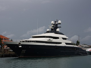 Superyacht MY 'Equanimity' for sale