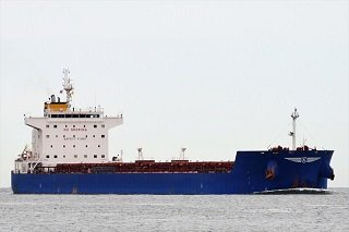 Kamsarmax bulk carrier